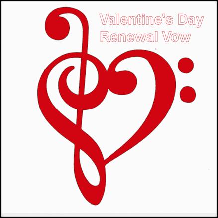 Valentine Renewal Vow