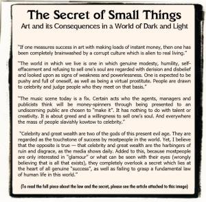 the_secret_of_small_things