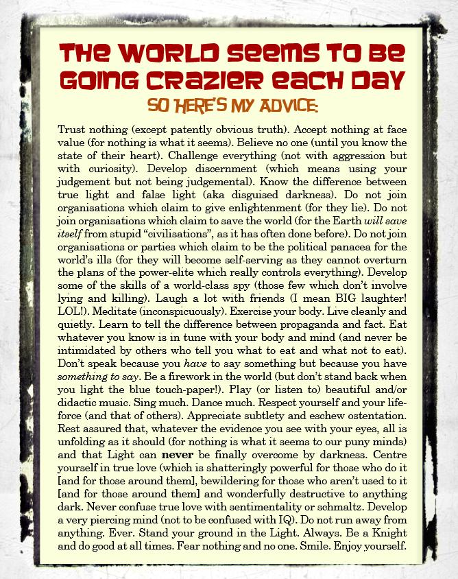 World Going Crazier-1