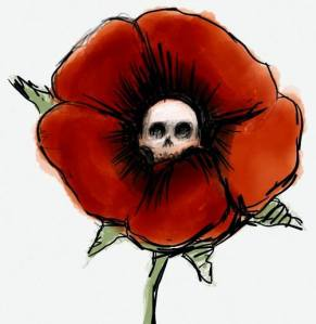 I will not wear a poppy poem the naked troubadour iwillnotwearapoppy mightylinksfo