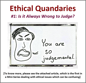 Ethical Quandaries