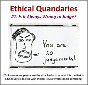 Ethical Quandaries