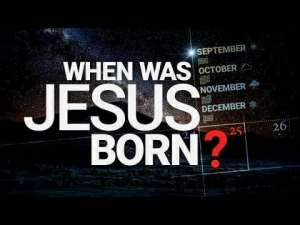 when_was_jesus_born