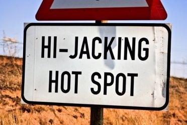 Hijacking Hotspot
