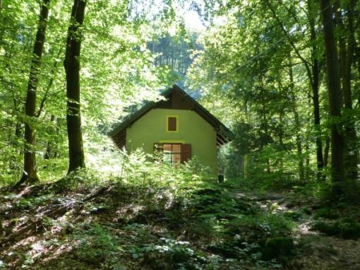 Mahler Composing Cottage Maiernigg 1901-1907